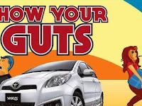 Kontes Toyota 2013 Berhadiah Uang Jutaan dan Gadget