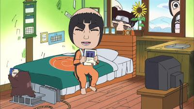 Naruto SD: Rock Lee no Seishun Full-power Ninden 33 Sub Español Online
