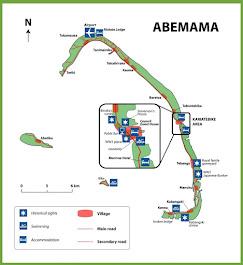 Abemama, Kiribati