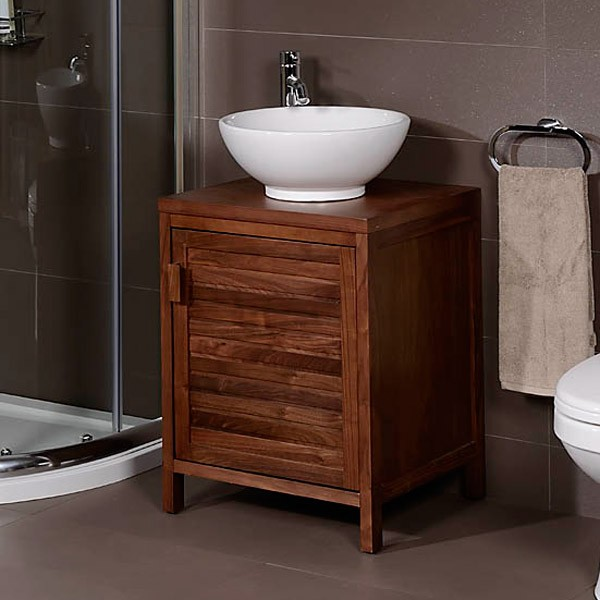 Interior Designer: Light Versus Dark: The Wooden Bathroom Furniture Debate