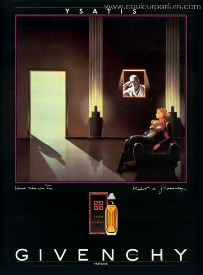 gender analysis of givenchy's perfume advertisement Sexual degradation, stereotypes and perfume advertising this blogger has been writing about marketing strategies to sell perfume over the years, and one of the subjects on the spotlight was the use of sex to sell perfumes.