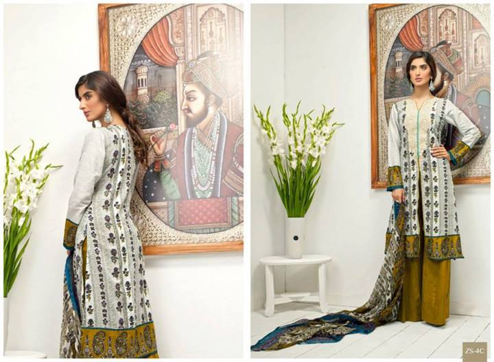 Pehnawa+Eid+Dress+Latest+Collection+by+ZS+Textiles+(15) Latest Pehnawa Eid Dresses by ZS Textiles