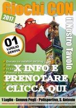 VIENI ALLA NOSTRA CONVENTION DEL 1° LUGLIO!!!