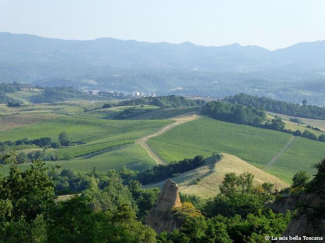 Itinerari di Toscana