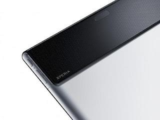 Inikah Wujud Tablet Xperia dari Sony?