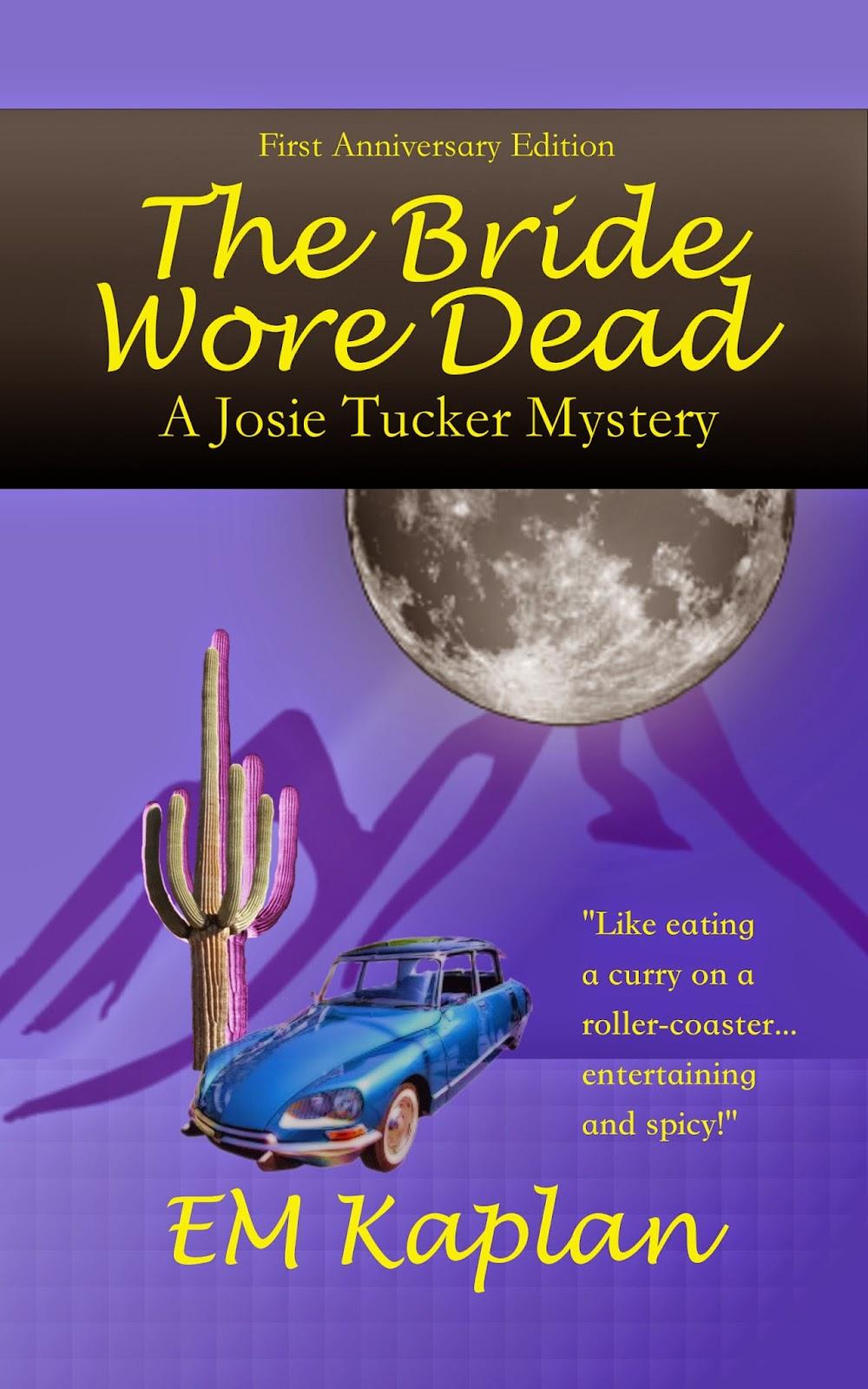 The Bride Wore Dead book cover