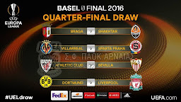 EUROPA LEAGUE|QUARTER-FINAL
