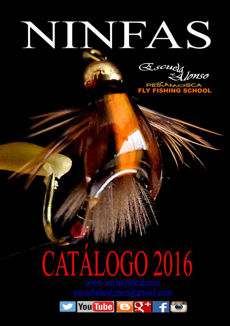 CATÁLOGO NINFAS 2016