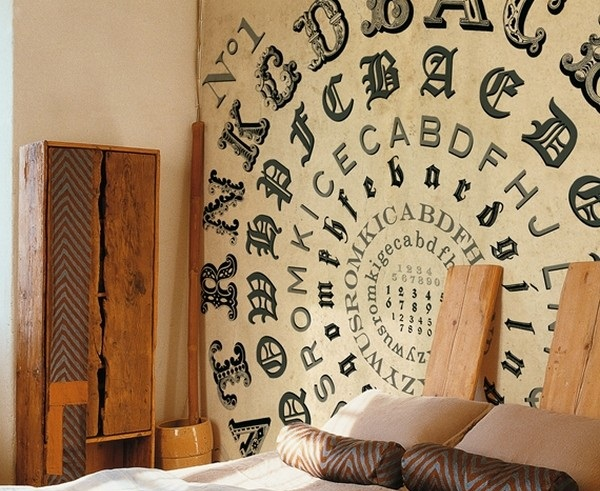 Neo arquitecturaymas: Letras para decorar paredes