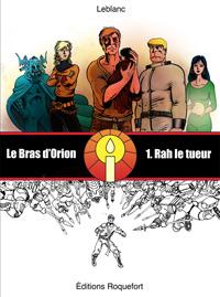Le Bras d'Orion - tome 1