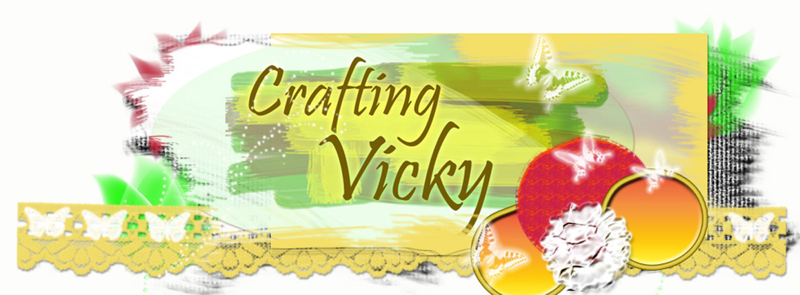 Crafting Vicky
