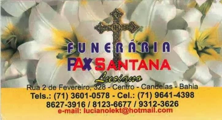 FUNERÁRIA PAX SANTANA