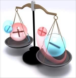 A antimatéria cai para cima ou para baixo?