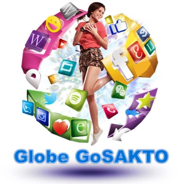 Globe GoSAKTO Promo 2015