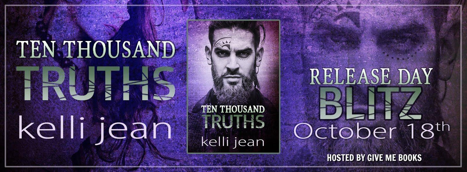TenThousand Truths Release Blitz