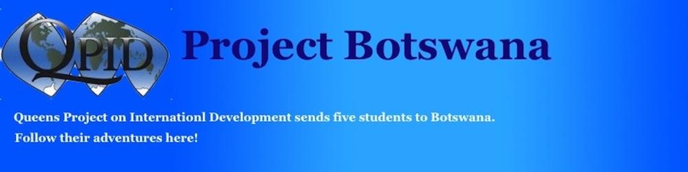 Project Botswana