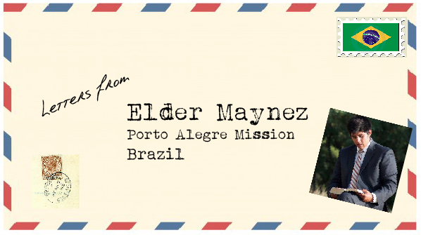Letters from Elder Maynez