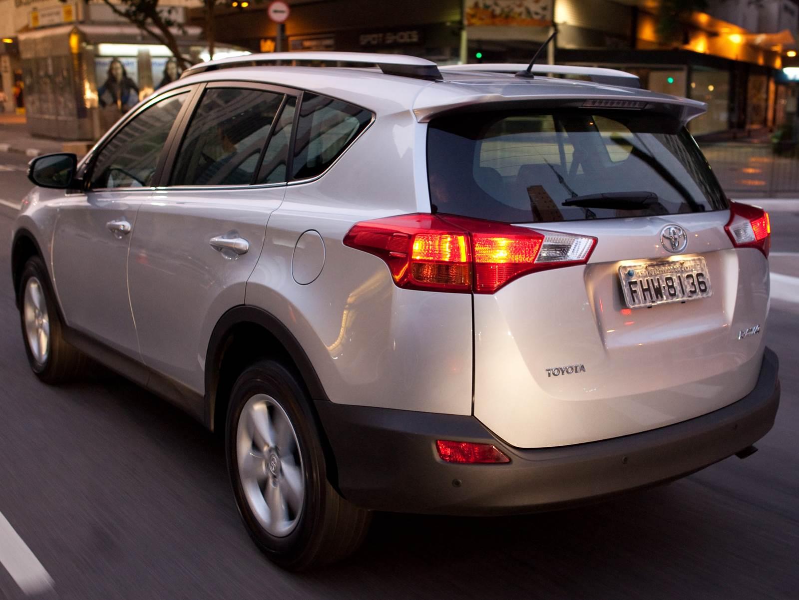 Toyota RAV4 2015: preço e dados de consumo das versões | CAR.BLOG.BR ...
