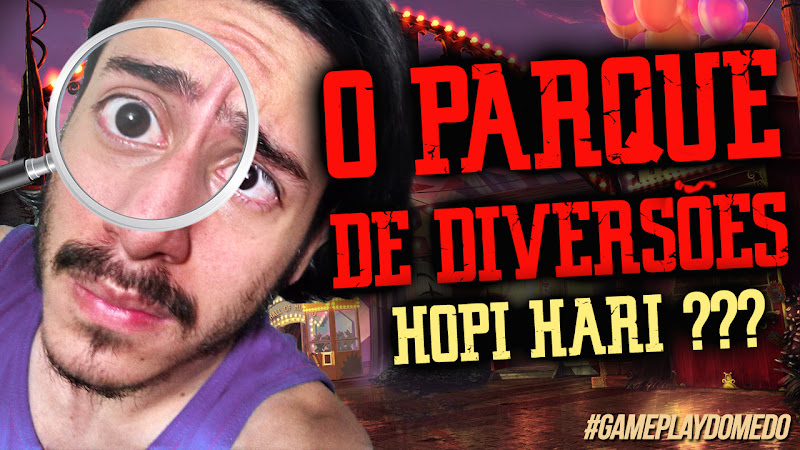 HOPI HARI É VOCÊ??? [GAMEPLAY DO MEDO] DARK ARCANA - PARTE 1