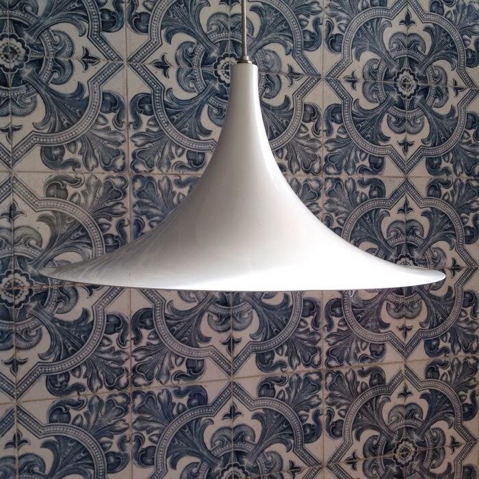 iluminação, design nórdico, candeeiros, vintage