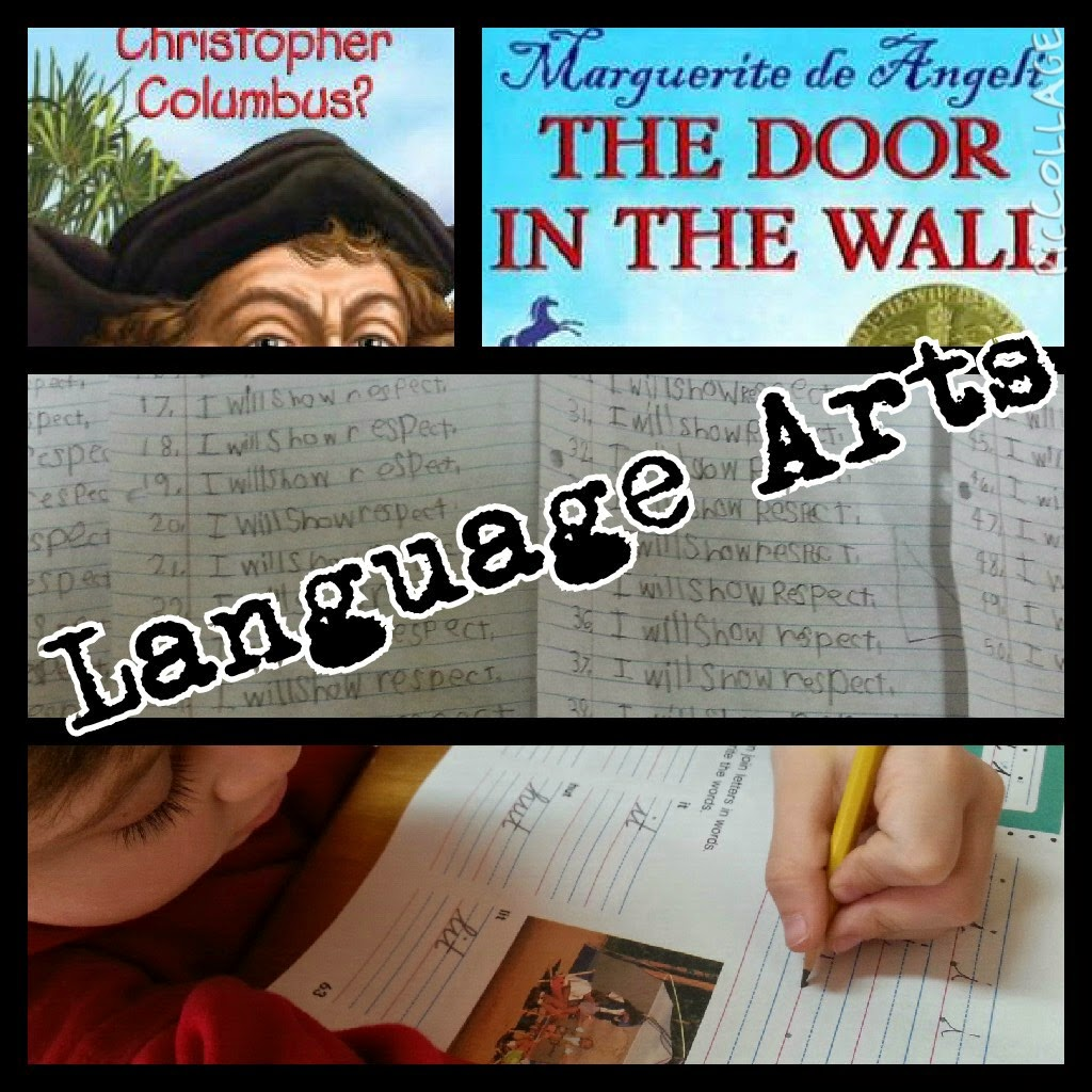 Second Grade: Language Arts