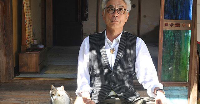 映画 先生と迷い猫