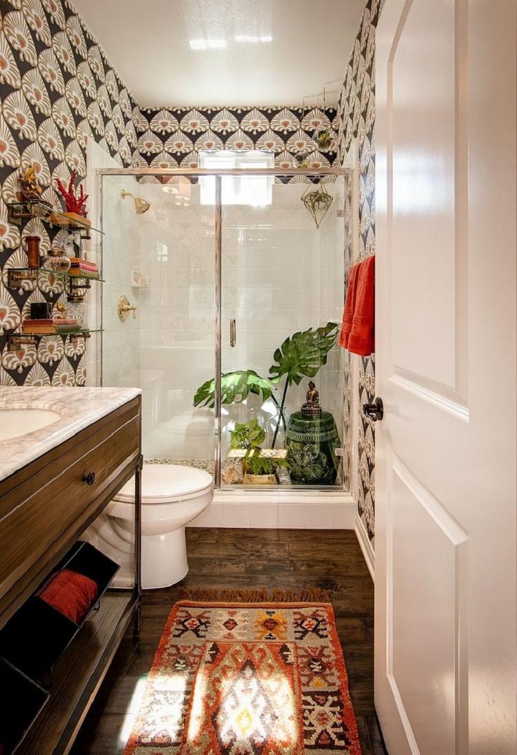 boho bathroom. Boho Bathroom Oasis GYPSY YAYA