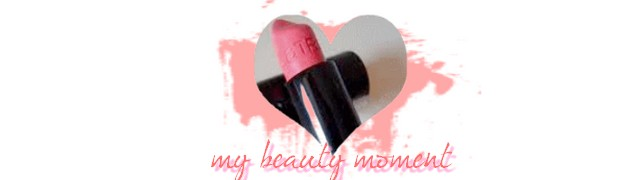 My beauty moment