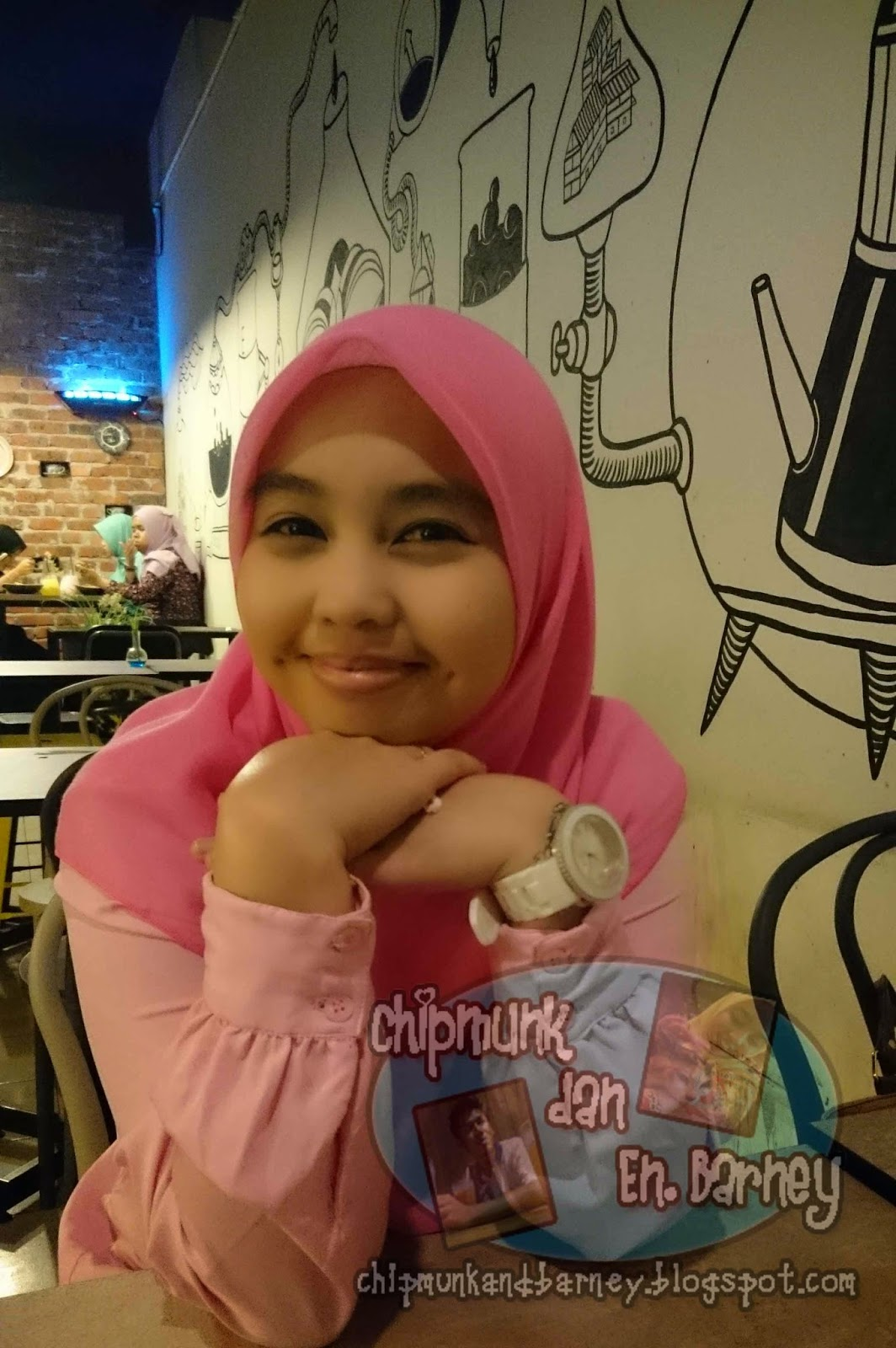 Dinner Date The Chemistry Cafe Shah Alam