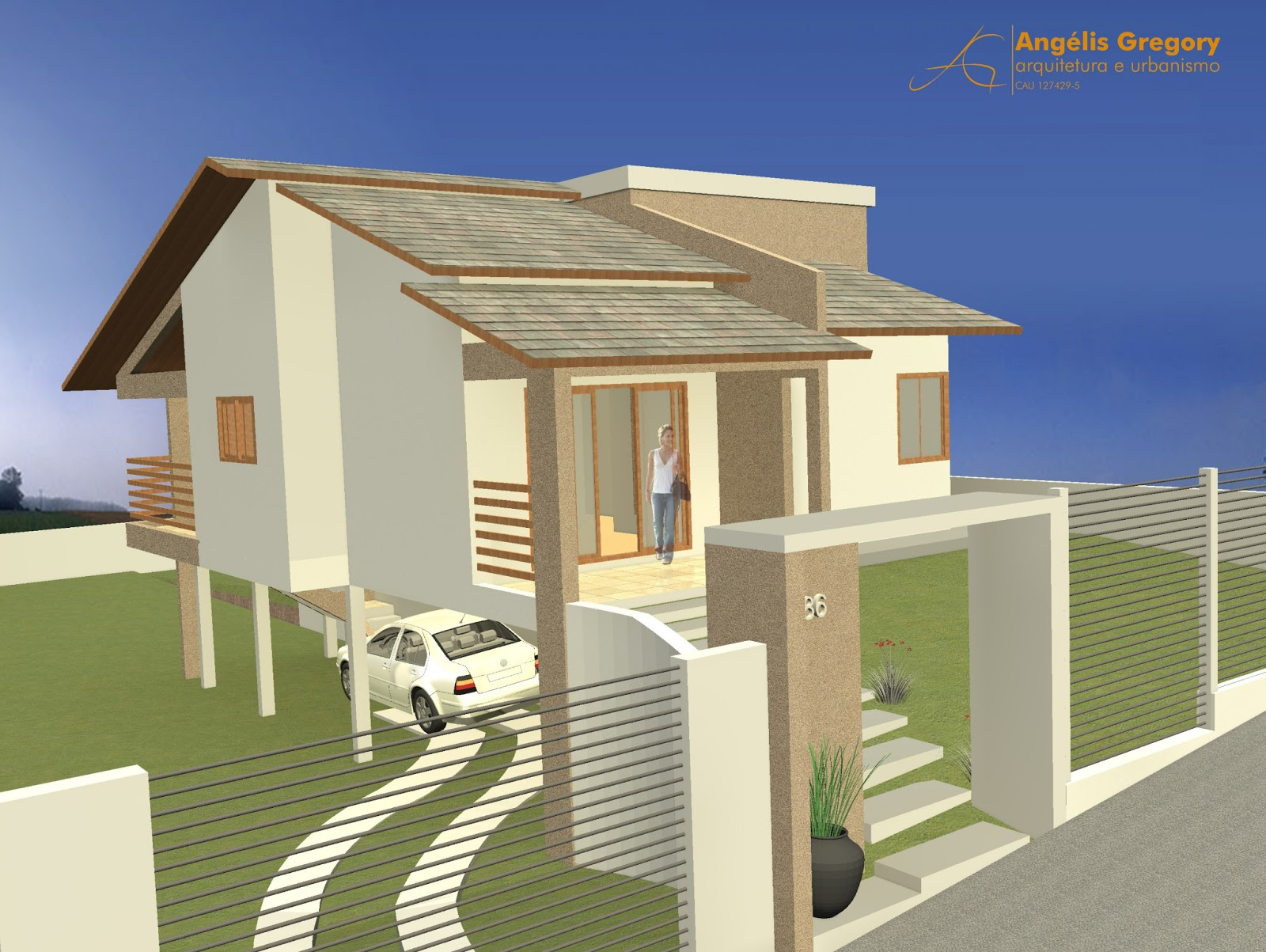 Urbanismo: Projetos para Minha Casa Minha Vida do Governo Federal #3C568F 1600 1203