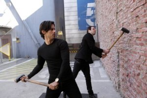 Sylar & Peter Petrelli - Heroes