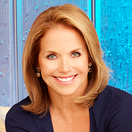 Katie Couric Follows Geno's World On Twitter