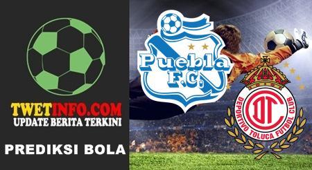 Prediksi Puebla vs Toluca