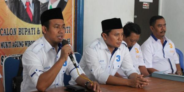 Tidak Terima Kalah Dalam Pilkada, Paslon Bupati Agung-Afif Gugat KPU ke MK