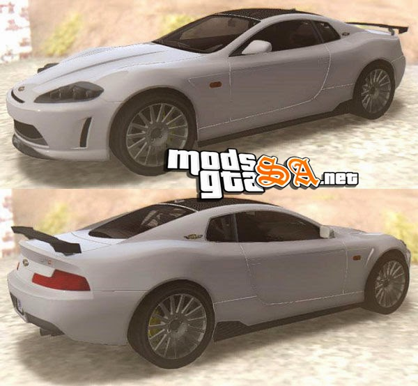 SA - MP3 Dewbauchee XSL650R do GTA V