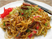Yaki Soba Recipe