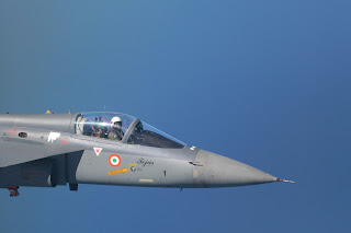 Indian Light Combat Aircraft. LCA Tejas. Flight Tests