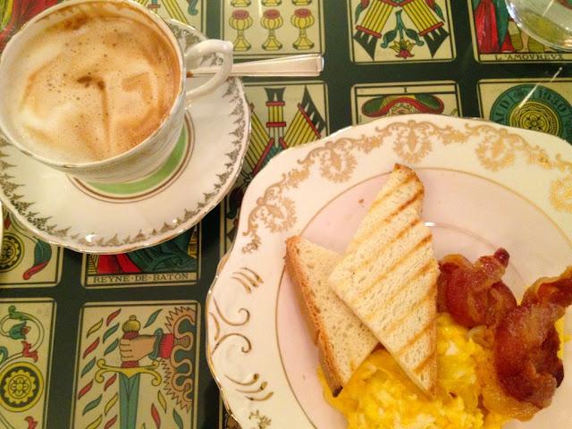 Breakfast Coromandel Rome