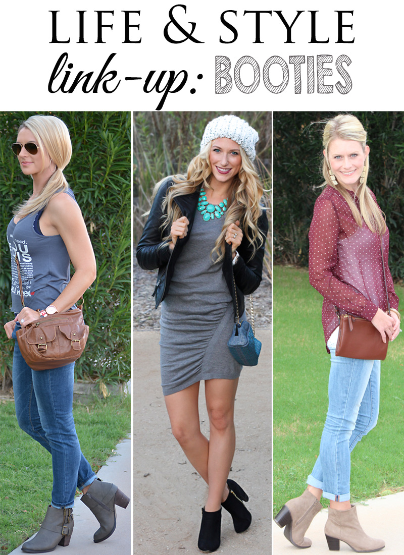 Design LIfe Diaries #linkup #fall #booties #hat