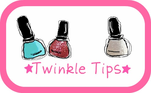 Twinkle Tips - A Nail Polish and Konad Stamping Blog