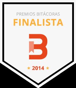 Premios Bitácoras! CULTURAL BLOG FINALISTA 2014!