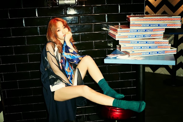 4minute World Jiyoon Teaser