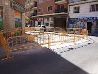 En el centro las calles se diseñan, en Tetuán se urbanizan