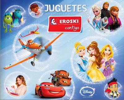 catalogo juguetes eroski navidad 2013