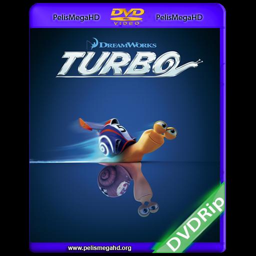 TURBO (2013) DVDRIP ESPAÑOL LATINO