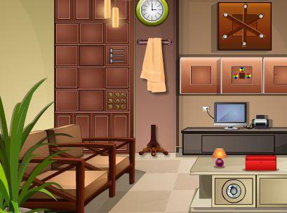 MirchiGames Living Room Escape