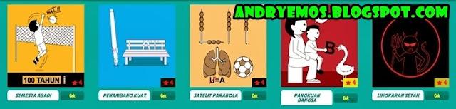 Kunci Jawaban Game Tebak Gambar Android Level 8