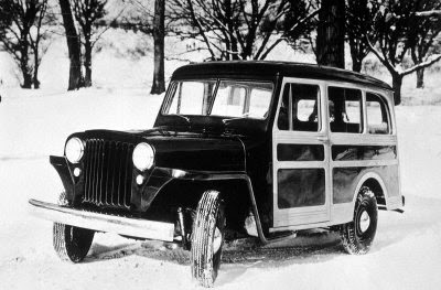 The Country Chrysler Blog: The Jeep Grand Wagoneer is ...