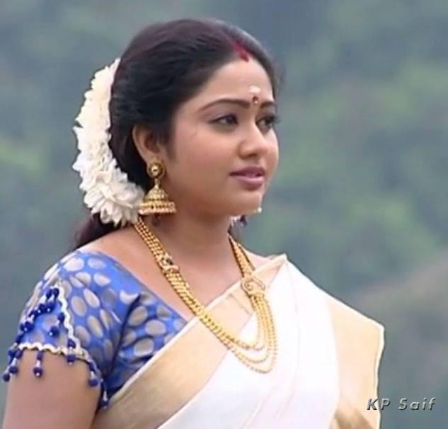 Meghna Vincent Chandanamazha Serial Actress Amrutha Full Details Keralaone Net