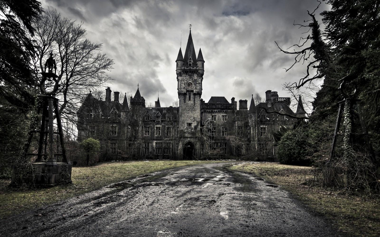 Broken Dark Castle